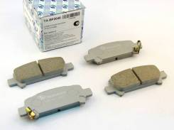 Колодки Тормозные Дисковые TABP2046 для Toyota Subaru передние производитель Trust AUTO Индонезия 26296-FC002 26696-AE000 26696-AE020 26696-AE040 2669...