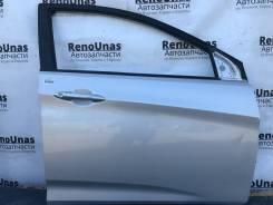 Дверь передняя правая Hyundai Solaris 1 в сборе