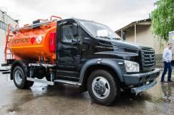 ГАЗ ГАЗон Некст. АТЗ-5.3 на шасси ГАЗон-NEXT ГАЗ С-41 R-13, 4 430куб. см., 5 390кг. Под заказ