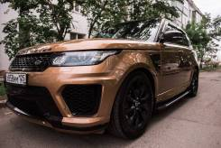 Land Rover Range Rover Sport. автомат, 4wd, 3.0 (249л.с.), дизель, 105 000тыс. км