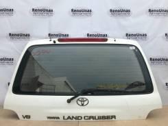 Крышка Дверь багажника Тойота Ленд Крузер 100 Toyota Land Cruiser