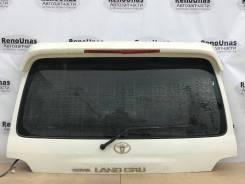 Дверь Крышка багажника Тойота Ленд Крузер 100