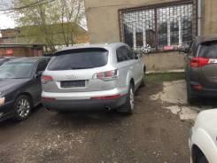 Дверь задняя левая AUDI Q7 2008 [64S17FG01] в Иркутске