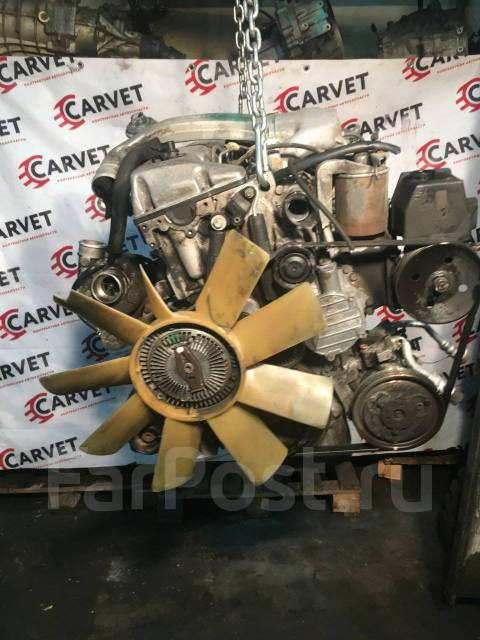 Б/у двигатель SsangYong Musso (Муссо) OM 662920