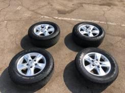 Продам комплект Оригинальных колес Cruiser 200 / Lexus 570 285/60R18