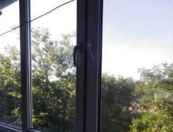 Комната, проспект Острякова 6. Первая речка, частное лицо. Вид из окна днем