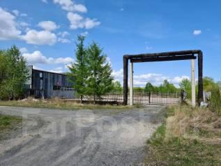Автобаза или база под производство. 576,0кв.м., шоссе Северное 163/4, р-н центральный
