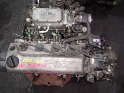 Двигатель Daihatsu HC-E трамблёрный Charade G200S