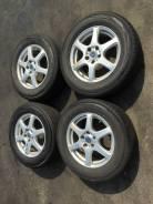 Комплект летних колес на литье б/п по РФ 215/65 R16 DE-278