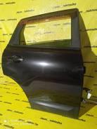 Дверь Nissan Dualis NJ10 MR20DE, задняя правая (Z11)