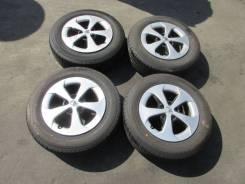 Комплект летних колес на литье. б/п. по РФ 195/65 R15 DE-225