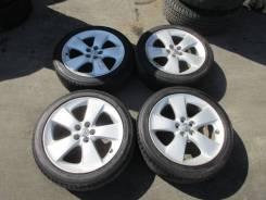 Комплект летних колес на литье. б/п. по РФ 215/45 R17 DE-123
