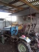 Самодельная модель. Продам самодельный мини трактор, 15,00л.с.