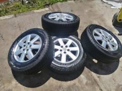Зимний комплект 2018г Bridgestone 205/65/16 на литье Toyota