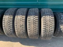 Bridgestone. зимние, шипованные, б/у, износ 30%