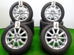Продам комплект колес 175/65R15 GOOD YEAR ICE NAVI 6 19 год на литье