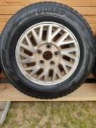 Японские колёса 185/70 R14 (5x114)