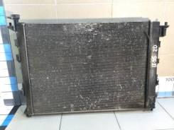 Радиатор основной Hyundai Ix35 2010-2015 [253102Y520] G4KD 253102Y520