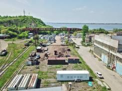 Производственная база, 13000 кв. м. Улица Кирова 1, р-н Краснофлотский, 13 000,0кв.м.