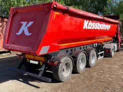 Kassbohrer. DL 32 с НДС, 39 000кг.