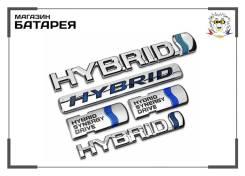 Аккумуляторы для гибридов и автомобилей с системой Старт-Стоп
