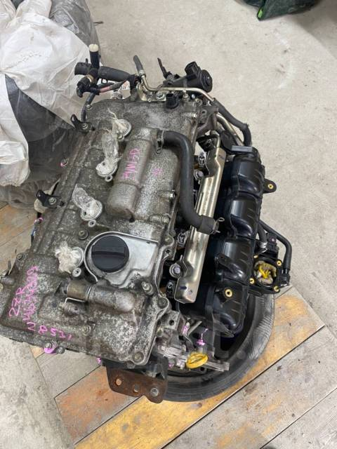 Двигатель 2zr-fxe , пробег 95.000км