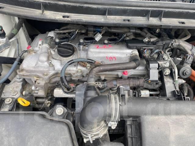 Двигатель 2zr-fxe , пробег 145.000км