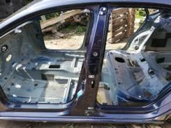 Стойка кузова Volkswagen Polo 2013 [6RU809219] 602 CFNA, левая 6RU809219