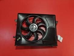 Вентилятор охлаждения радиатора Kia Cerato 2008-2013 (2012) [253801M050] TD G4FC 253801M050