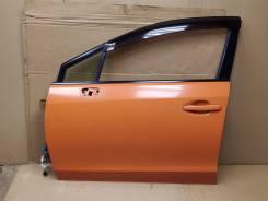 Дверь передняя левая subaru XV GP7 7069 цвет G2U