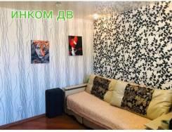 1-комнатная, улица Адмирала Кузнецова 50б. 64, 71 микрорайоны, агентство, 28,0кв.м. Комната
