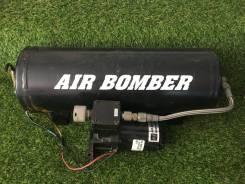 Компрессор с ресивером для пневмоподвески AIR Bomber
