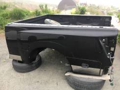 Кузов бортовой Nissan Titan A60