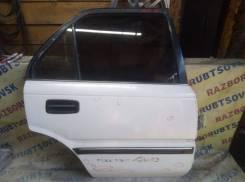 Дверь задняя правая Toyota Corolla AE95 4AF