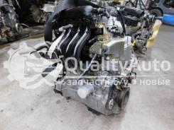 Двигатель CR14DE 1.4 л Nissan March