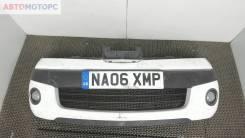 Бампер передний Nissan Note E11 2006-2013 (Минивэн)