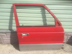 Дверь боковая Mitsubishi Pajero, правая передняя V23W
