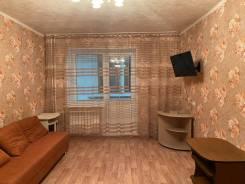 1-комнатная, улица Фастовская 14. Чуркин, частное лицо, 36,2кв.м. Комната