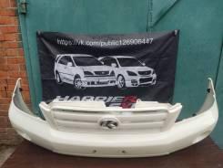 Бампер передний Toyota Kluger, Highlander 2003-2006