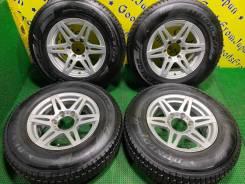 Зимние колёса для пикапов и басиков 215/80R16 зима и диски Bridgestone