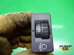 Переключатель корректора фар (96384422XT) Peugeot Partner Tepee с 2008г 96384422XT