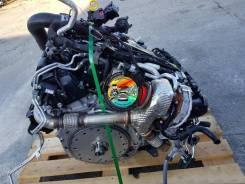 Контрактный Двигатель Volkswagen, проверенный на ЕвроСтенде в Самаре.
