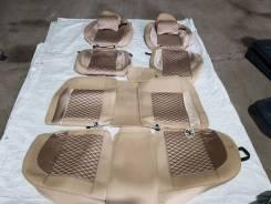 Чехлы на сидения Toyota Wish 2008.07 ZNE10 1ZZFE