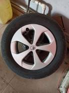 Штатный комплект колес Toyota Prius 30 кузов