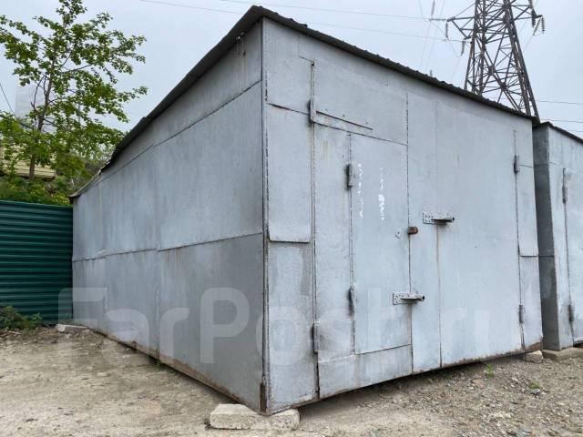 Цельносварной гараж