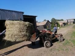 Самодельная модель. Мини трактор, 73,00л.с.