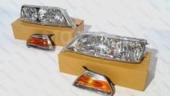 Комплект Фары + Габариты Toyota Mark 2 100