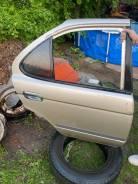 Дверь Nissan Sunny B15, задняя правая в Омске
