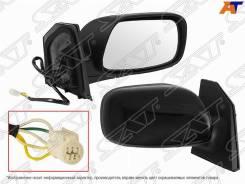 Зеркало, Toyota, Corolla, NZE120, №ST-TY28-940-A1, Дубл. R, (5 конт. 00-04 г) Toyota Corolla