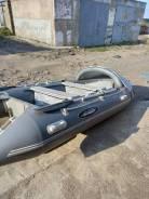 Продам лодку Gladiator C370. 2016 год, длина 3,70м.